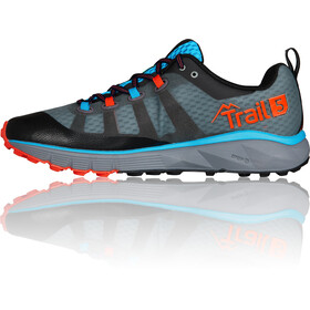 Salming Trail 5 Shoes Men Grey/Black